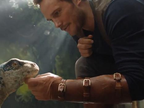 Jurassic World: Il Regno Distrutto, rilasciato il primo footage ufficiale