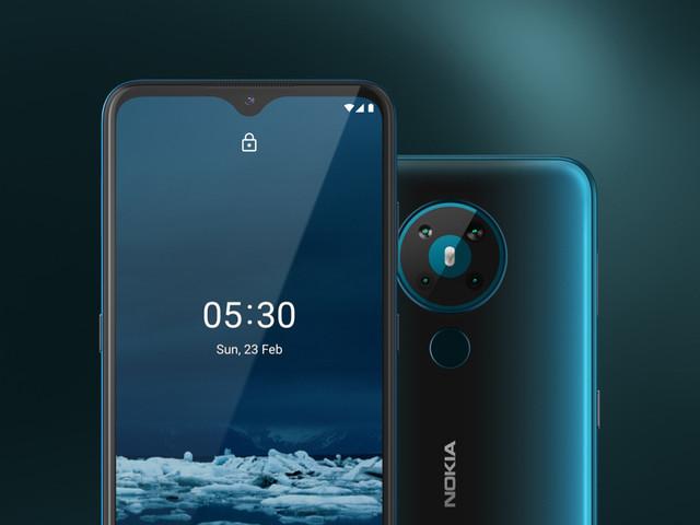 Il nuovo Nokia 5.3 (4/64 GB) disponibile su Amazon a soli 185 Euro con consegna gratis