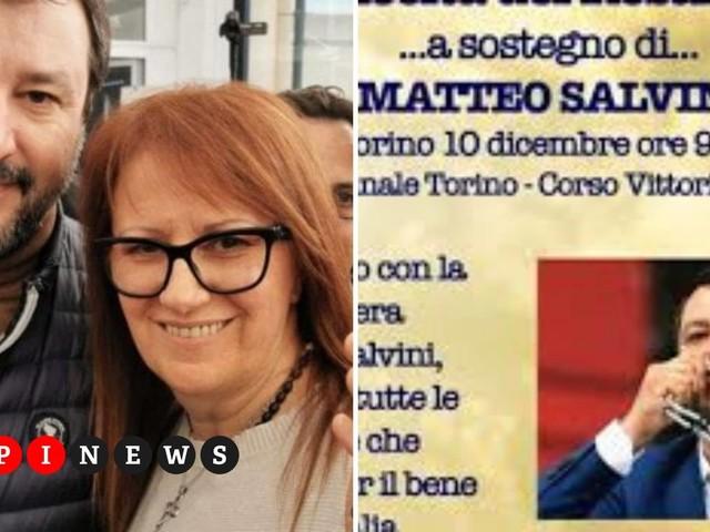 """Nasce il movimento in difesa di Salvini, fondatrice a TPI: """"Preghiamo il rosario per dare forza a Matteo"""""""