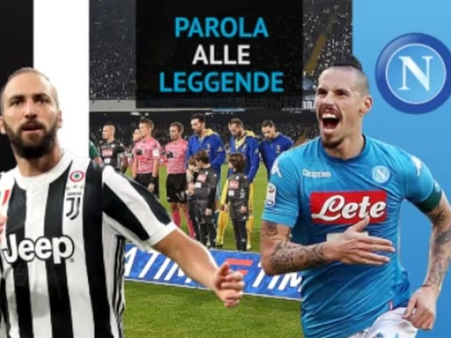 Juve-Napoli, il pronostico delle leggende del calcio sulla sfida | VIDEO