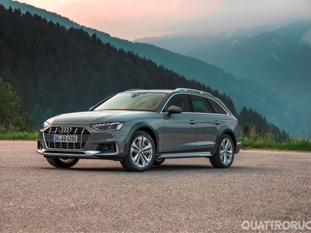 Audi A4 - Al via gli ordini delle allroad, S4 e mild hybrid
