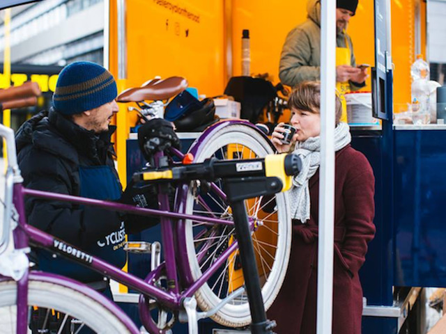 """Support Cyclists On The Road"": riparte il Van che ripara gratuitamente le biciclette"