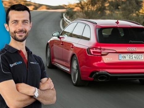 """Audi RS 4 Avant, la """"pazza idea"""" che continua a piacere"""