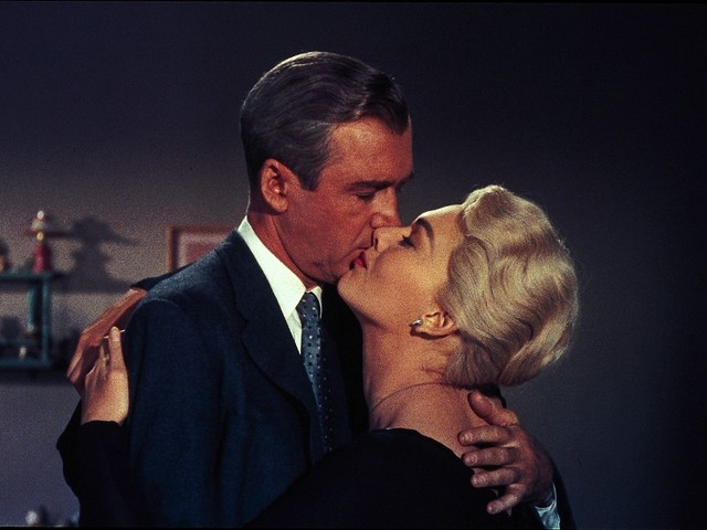 La donna che visse due volte, di Alfred Hitchcock