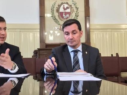 Sicurezza, servizi sociali, lavori e innovazione. Il bilancio 2017 del sindaco Andrea Cassani