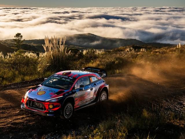 Mondiale Rally - Neuville e la Hyundai vincono in Argentina