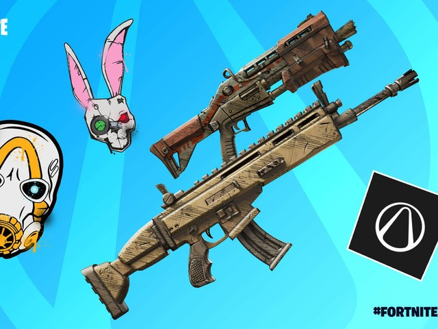 Fortnite x Caos: il Pacchetto Psycho di Borderlands è disponibile ora!
