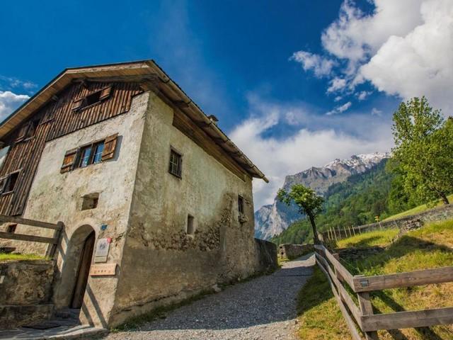A Maienfeld in Svizzera, nel fantastico mondo di Heidi