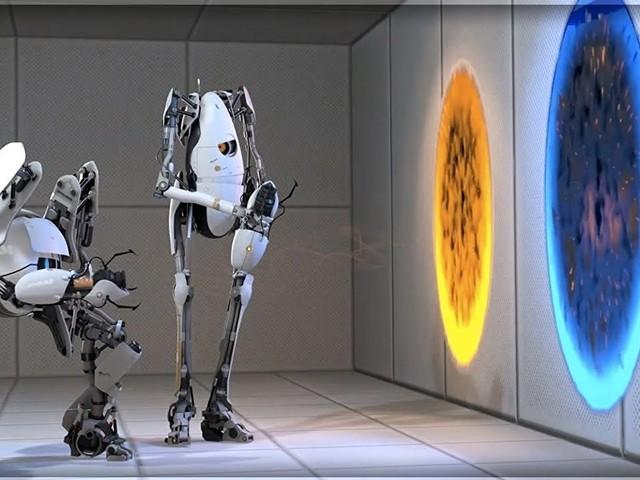 Portal 3 VR è un progetto sperimentato da Valve ma che non ha prodotto buoni risultati