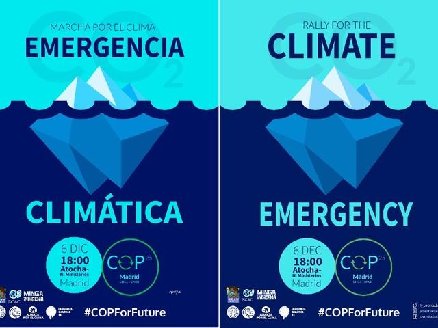 A Madrid marcia per il clima di giovani e ONG mentre i negoziati della COP25 Unfccc segnano il passo