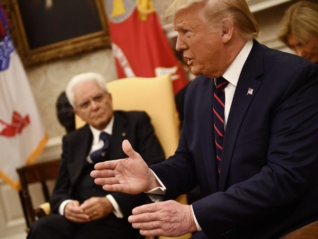 Tensione alla Casa Bianca: Mattarella chiede a Trump di collaborare sui dazi
