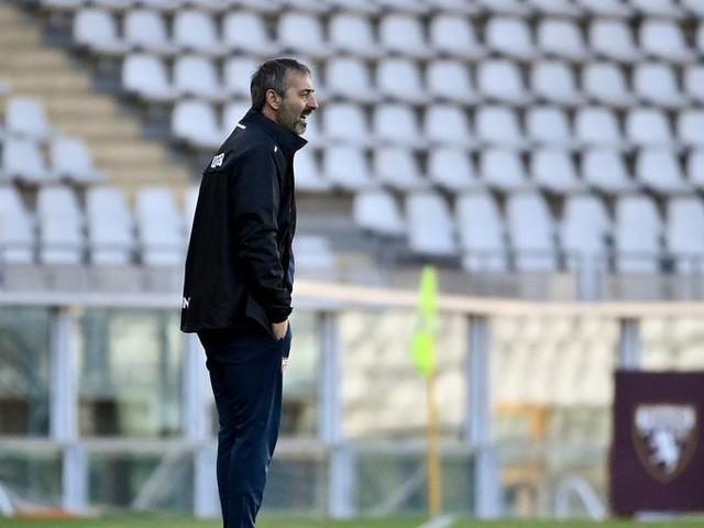"""Giampaolo: """"Sfida col Lecce sofferta, ma bravi a centrare l'obiettivo"""""""