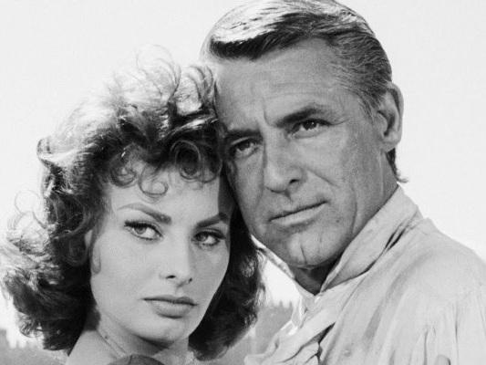 Un marito per Cinzia: Sophia Loren e Cary Grant, la verità dell'attrice