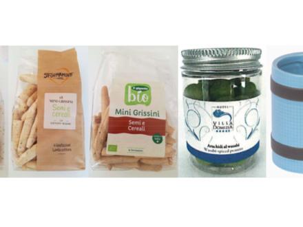 Richiamati mini grissini, arachidi al wasabi e tazza. Segnalato integratore con sostanze proibite