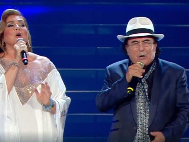 Al Bano e Romina Power a Sanremo 2020, l'inedito Raccogli L'Attimo e un medley di classici (video)