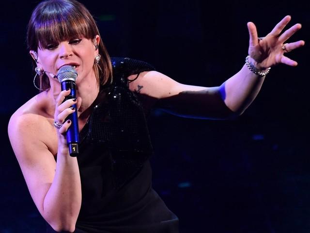 Alessandra Amoroso con il nuovo album allo stadio di San Siro nel 2022