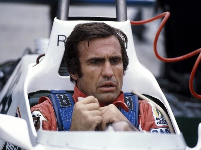 F1: Carlos Reutemann, emorragia interna per l'ex pilota Ferrari. L'argentino in condizioni serie, ma è fuori pericolo