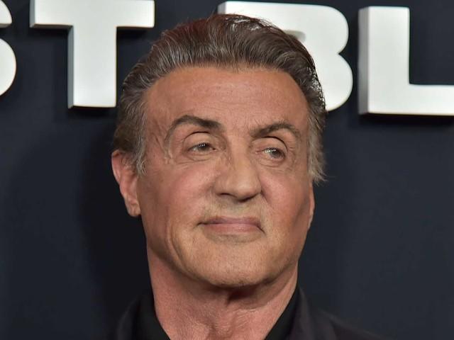 Sylvester Stallone supereroe in Samaritan