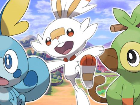 Focus su Pokémon Spada e Scudo: conosciamo meglio i tre nuovi starter su Nintendo Switch