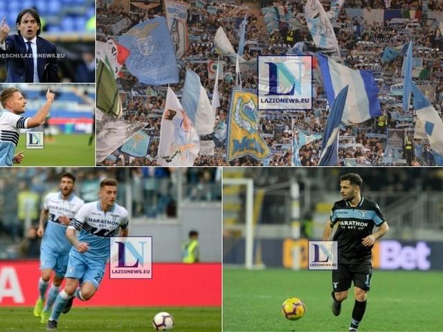 Inzaghi è romano e si gode Lazzari, in attacco più Dost che Llorente, può arrivare Pavlovic. Benvenuto Mattia Immobile!