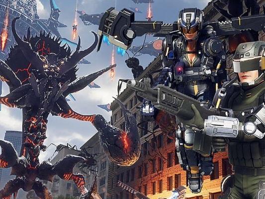 Earth Defense Force: Iron Rain per PC, la recensione - Recensione - PC