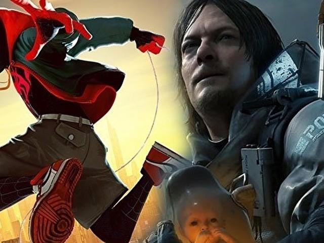 Il multiplayer di Death Stranding ha dei punti di contatto con Spider-Man - Un Nuovo Universo