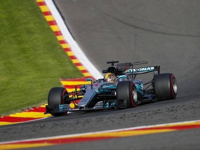 GP del Belgio - Hamilton vince a Spa-Francorchamps