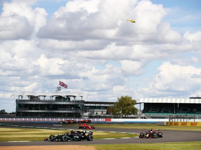 Formula 1 - A Silverstone il GP del 70 Anniversario