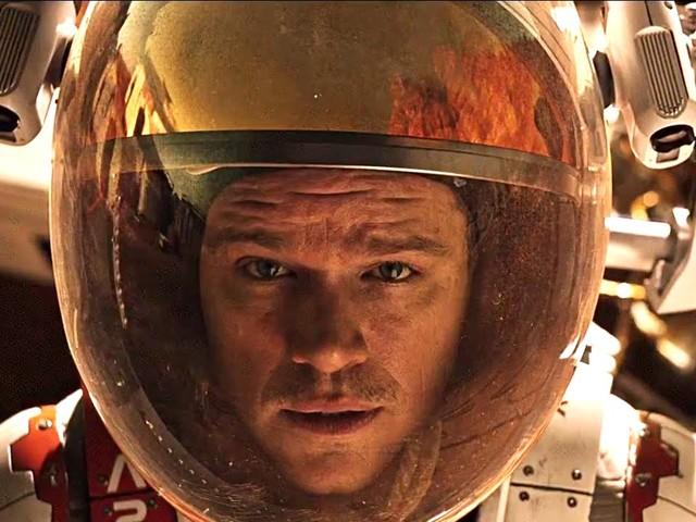 The Martian recensione film di Ridley Scott con Matt Damon