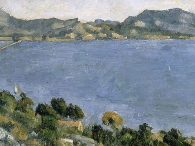 ARTE/ In tempo di oscure varianti Covid, la luce e la speranza di Cézanne