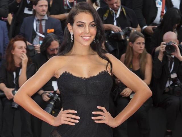 Atletico-Juventus, Georgina assente allo stadio: ecco dov'è stata fotografata la fidanzata di Ronaldo prima della partita