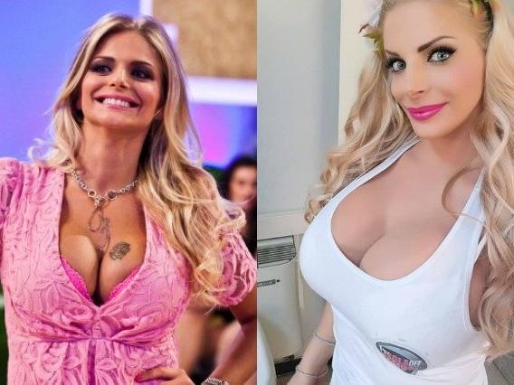Francesca Cipriani prima e dopo la chirurgia, ecco la sua trasformazione
