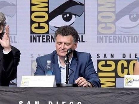 """L'addio di Steven Moffat a Doctor Who tra tensioni e nostalgia: """"Lo amerò sempre, ma non tornerò a breve"""""""