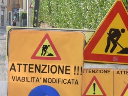 Via Bono, Pascolo dei Tedeschi, S. Carlo Nuovi lavori in corso sulle strade cittadine