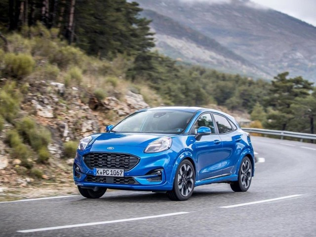 In Italia, l'ibrida più venduta nel 2020 è la Ford Puma
