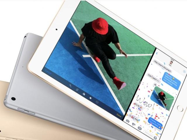 Apple sta per lanciare due nuovi iPad nel 2018