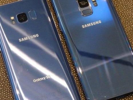 Più veloce della luce il Samsung Galaxy S8: subito patch di luglio utile per la fotocamera