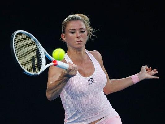 WTA New Haven: I risultati con il Live dettagliato del Secondo Turno. Camila Giorgi sconfitta al secondo turno