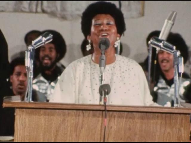 Quanto bello è il film su Aretha Franklin presentato a Berlino