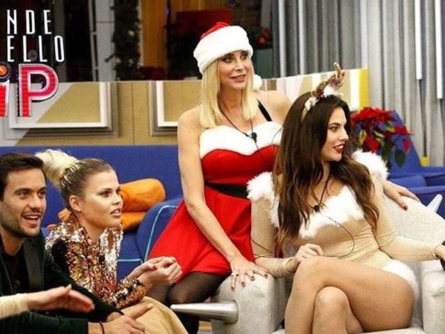 """""""GrandeFratelloVip"""", segui la diretta della puntata speciale di Natale"""