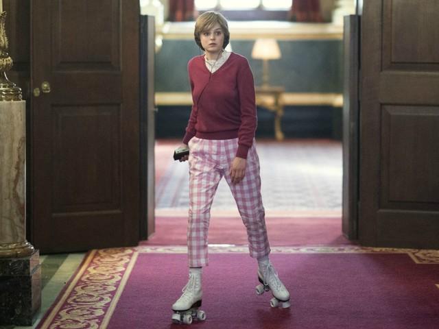 Lady Diana ha davvero pattinato per i corridoi di Buckingham Palace?