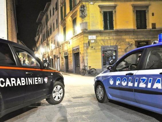 Doppio furto con spaccata a Trapani, in carcere 27enne trapanese