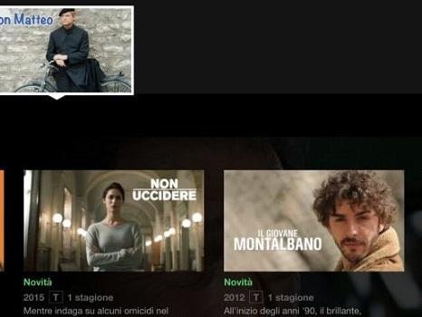 Da Il Paradiso delle Signore a Squadra Antimafia e Il Giovane Montalbano: le serie italiane su Netflix