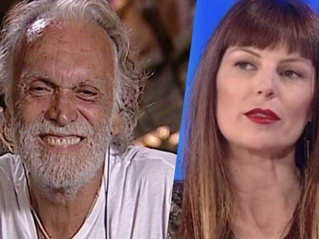 Riccardo Fogli lancia una frecciatina a Marina La Rosa in tv, lei gli risponde sui social