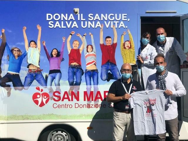 Screening ematico nel IV Municipio per individuare nuovi donatori di sangue