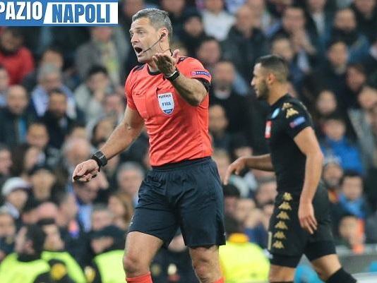 UFFICIALE – Damir Skomina arbitrerà Liverpool-Napoli: i precedenti fanno sorridere gli azzurri!