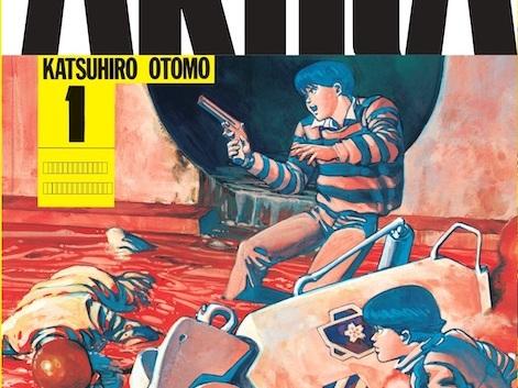 Akira, la nuova versione del fumetto in edicola: ecco quando