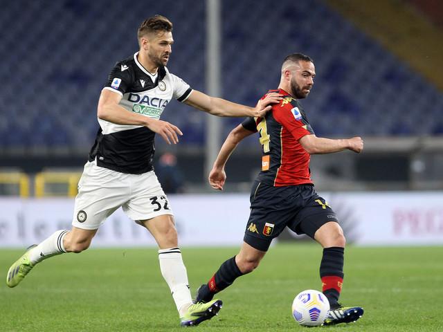 """Udinese, Llorente: """"Crisi? Sì, di risultati. Contro la Lazio meritavamo il pareggio"""""""
