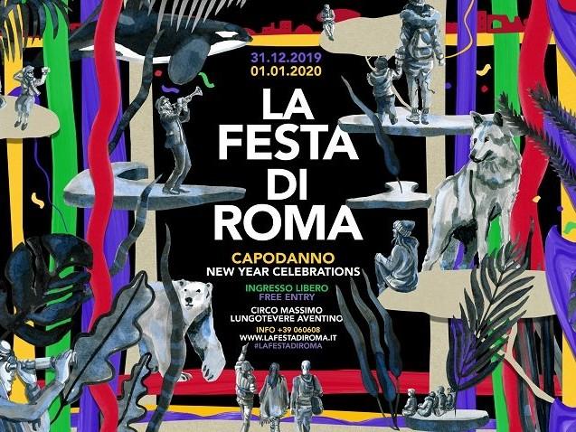 Festa di Roma 2020: programma completo delle 24 ore con 1000 artisti
