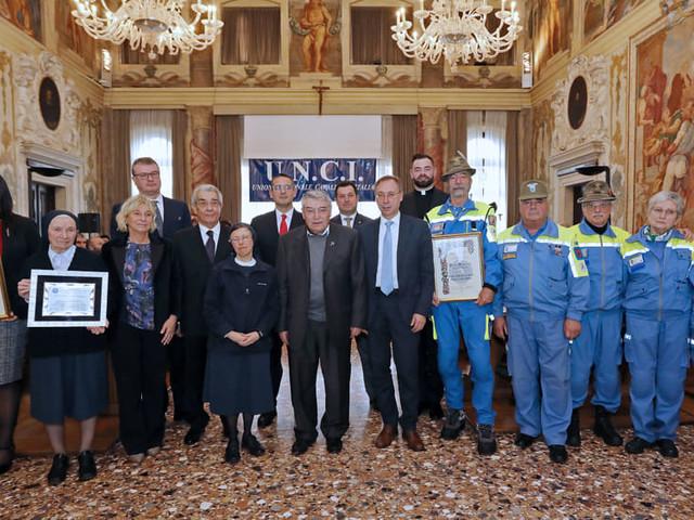 """Premio Bontà alla Protezione Civile di Udine e alla onlus """"Casa di Joy"""""""